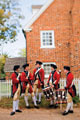 Guests of all ages will enjoy marching with the fan-favorite Fifes and Drums of Colonial Williamsburg.